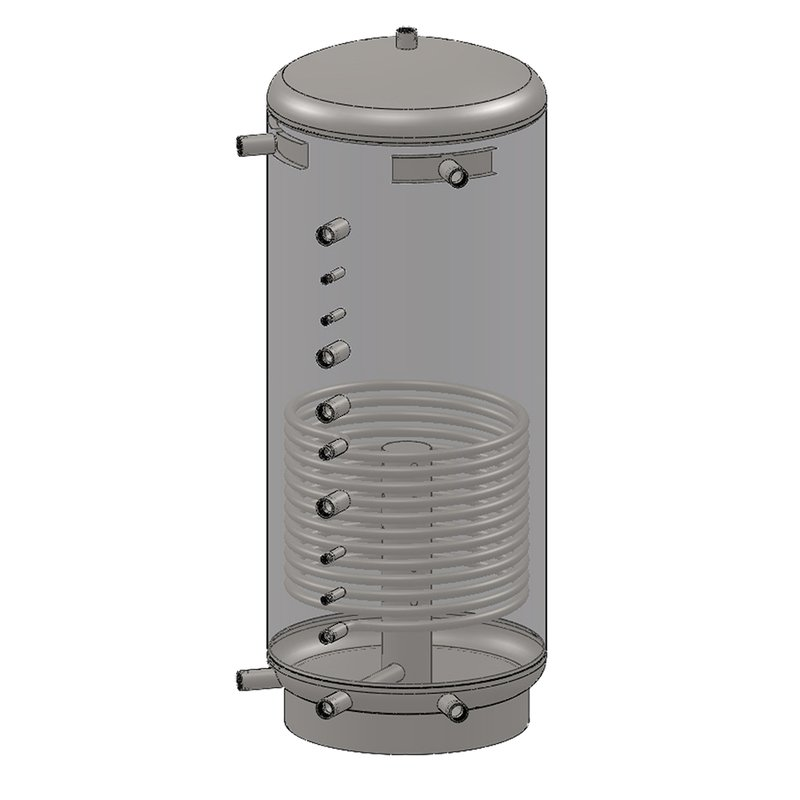 SSP 1500/R1 Puffer (Schichtpufferspeicher )
