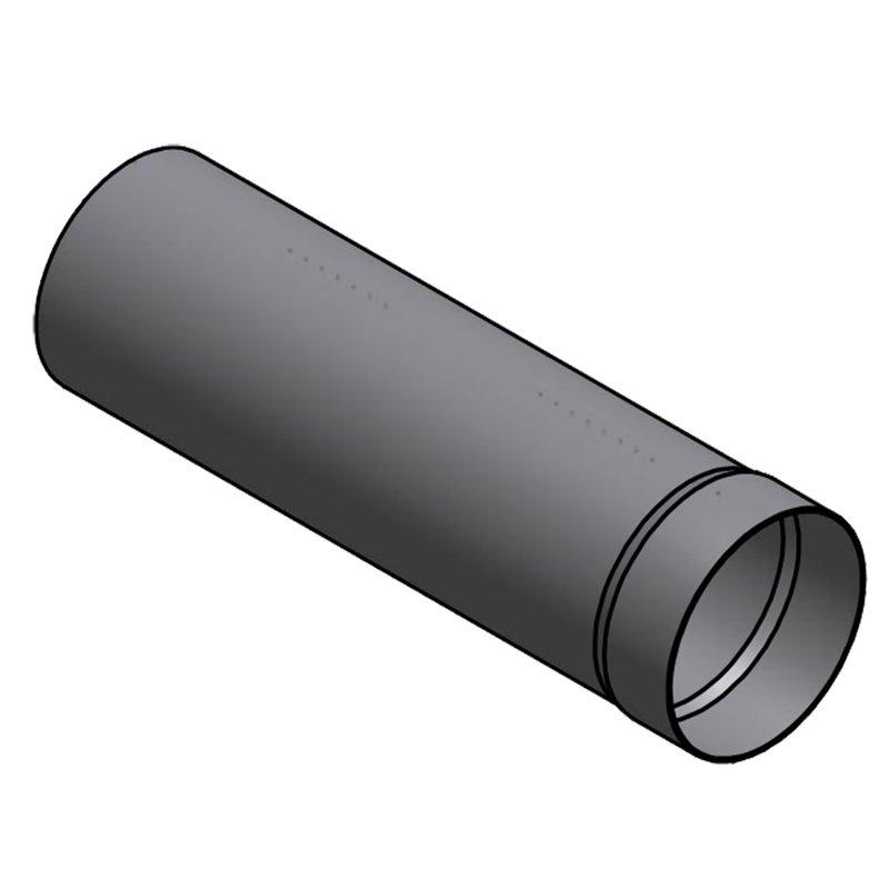 Rauchrohr DM150mm ( 500 mm Länge )