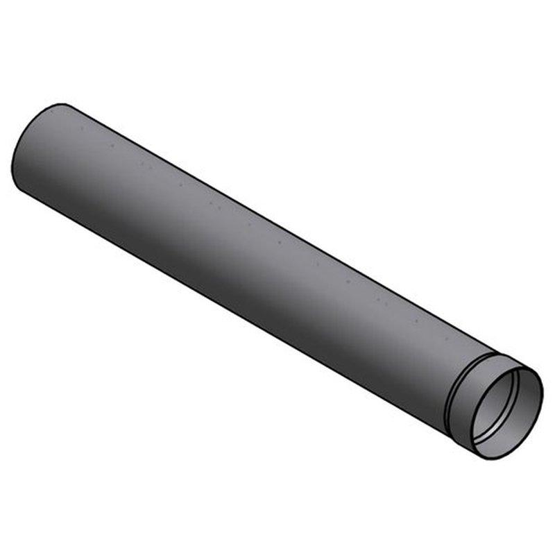 Rauchrohr DM130mm ( 500 mm Länge )