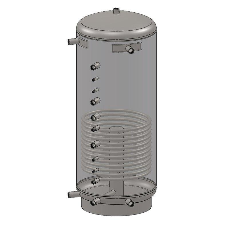 SSP 2000/R1 Puffer (Schichtpufferspeicher )