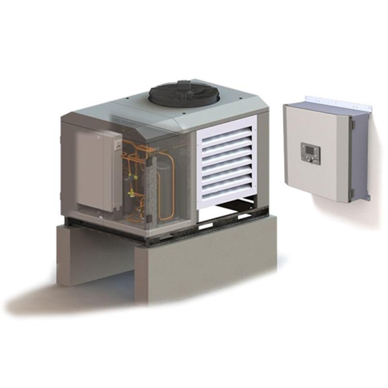 SSP WP Proaero Kompakt LWKE 40 (Luft / Wasser) inkl. Controlbox
