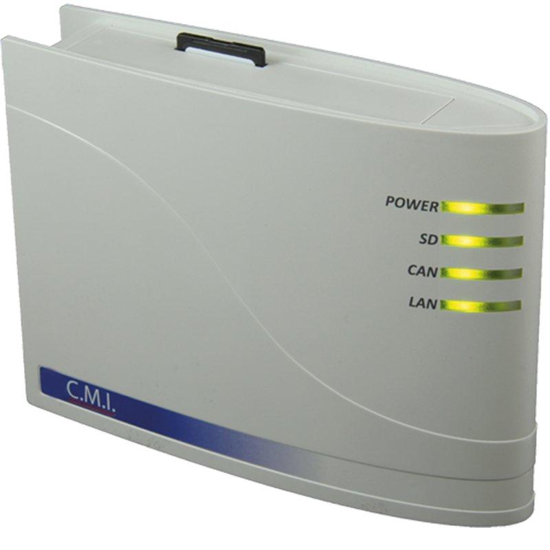 C.M.I ( Control und Monitoring Interface ) mit Netzteil