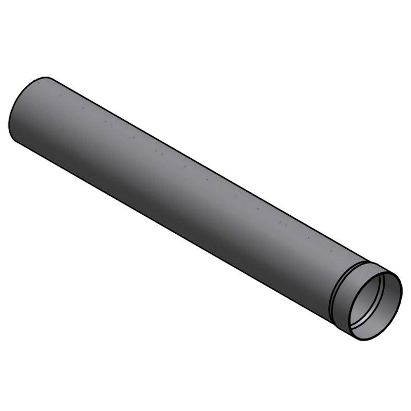 Rauchrohr DM 200mm ( 1000 mm Länge )