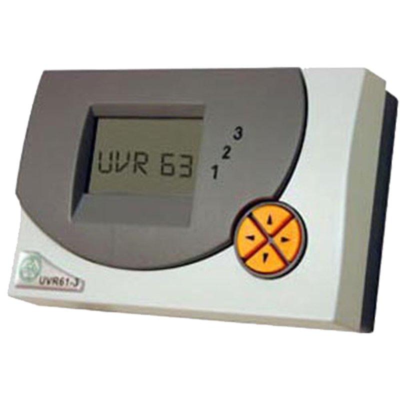 Einfache Heizkreisregelung UVR63-H