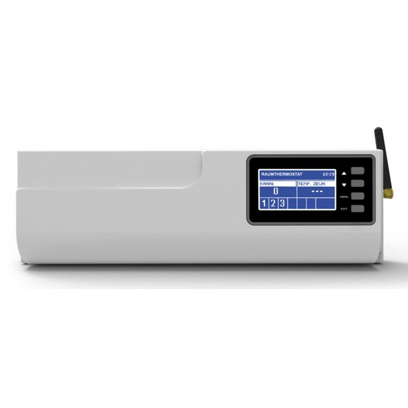 Kabelloser Regler für Thermoelektrische Stellantriebe mit Internet