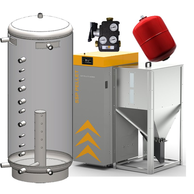 SSP Kombi Paket 1 24 kW