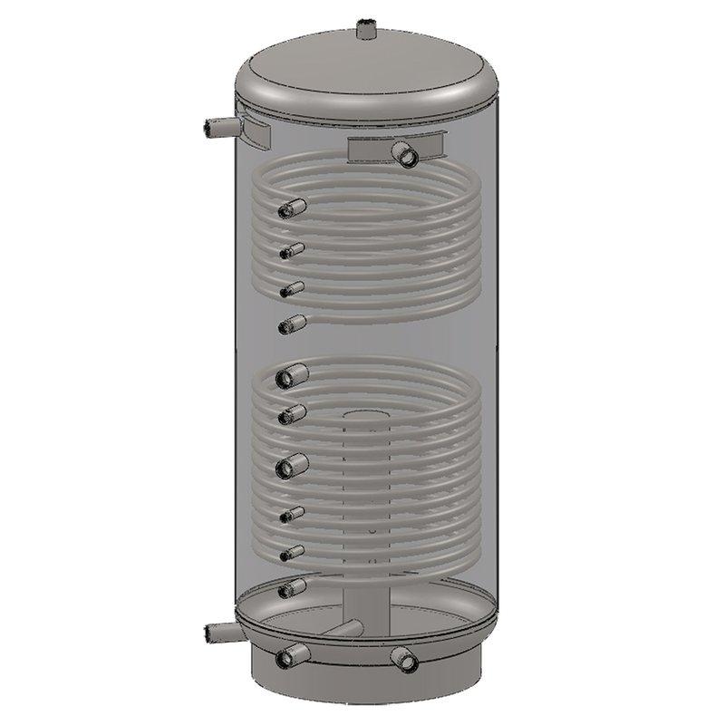 SSP 2000/R2 Puffer (Schichtpufferspeicher )