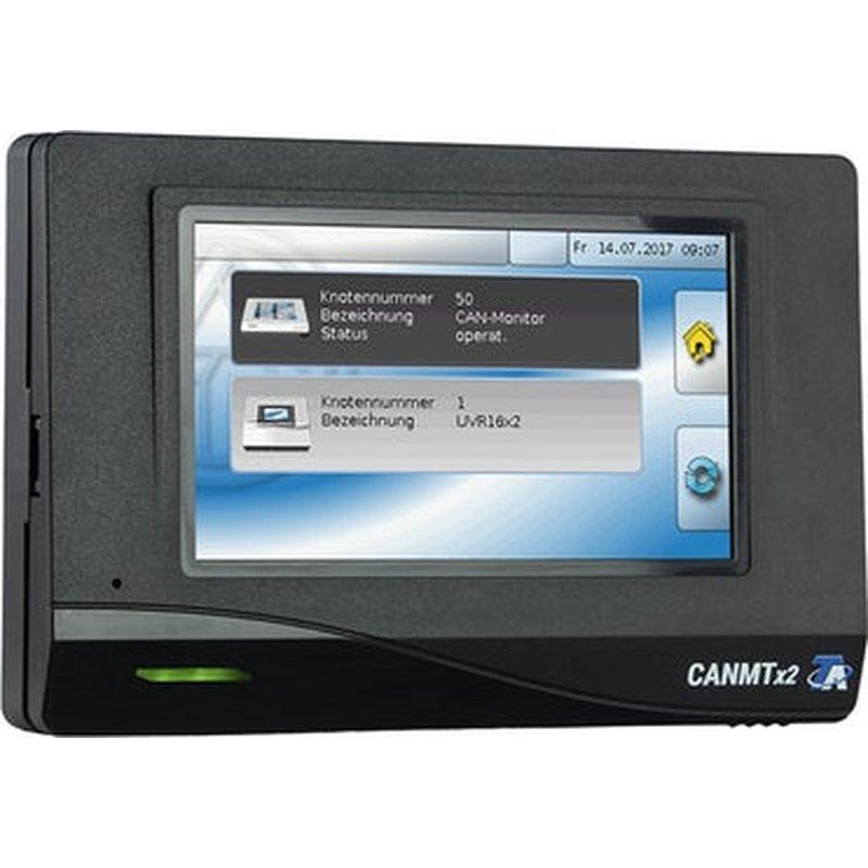 CAN- Monitor CAN-MTx2 Technische Alternative