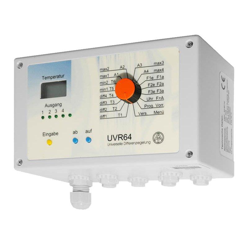 Vierkreis Universalregelung UVR64