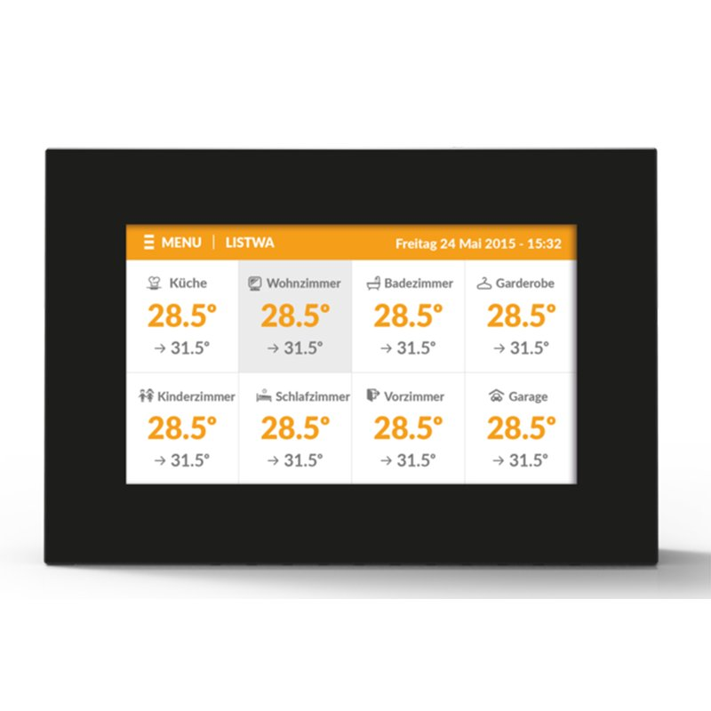 Zentralthermostat Kabellos (wireless)