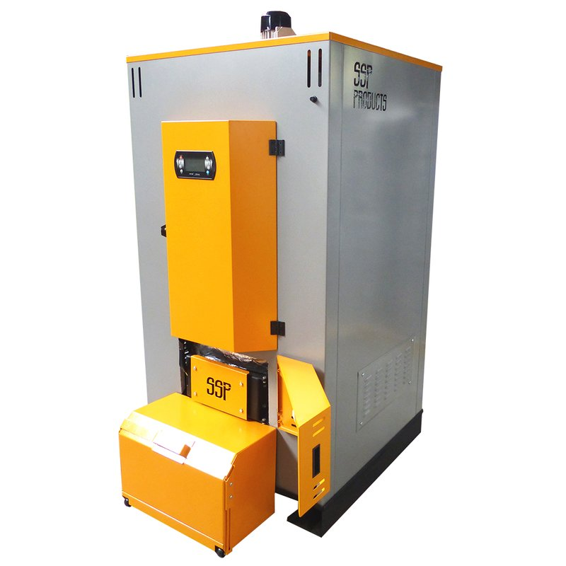 Hackgutkessel SSP Prochopper 40 kW